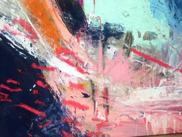 A Stain Remains - detail 3
