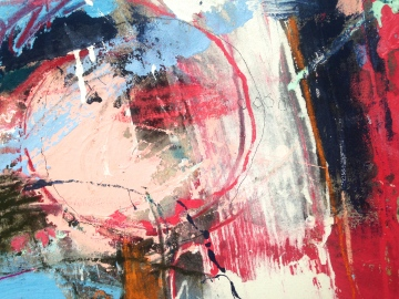 A Stain Remains - detail 4