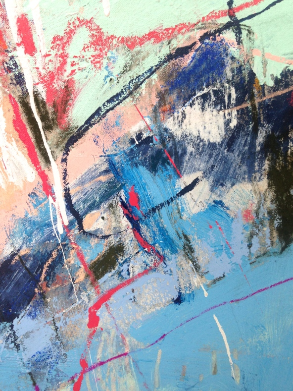 A Stain Remains - detail 1